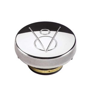 75420 POLISHED RADIATOR CAP
