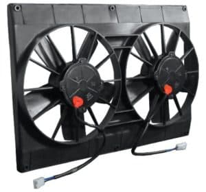 Maradyne 11 inch Dual Radiator Fans - FAN MM22K